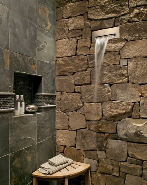 Bathroom Ideas Without Tube