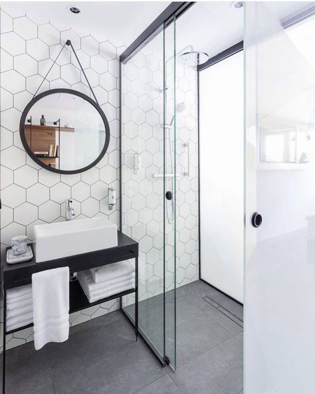 Bathroom Design Without Tube